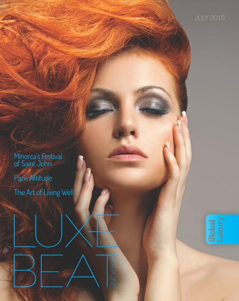 Luxe Beat Magazine JULY 2015 GLOBAL LUXURY
