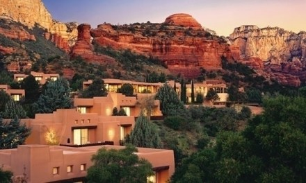 Fall Under Sedona's spell at Enchantment Resort and Mii amo Spa