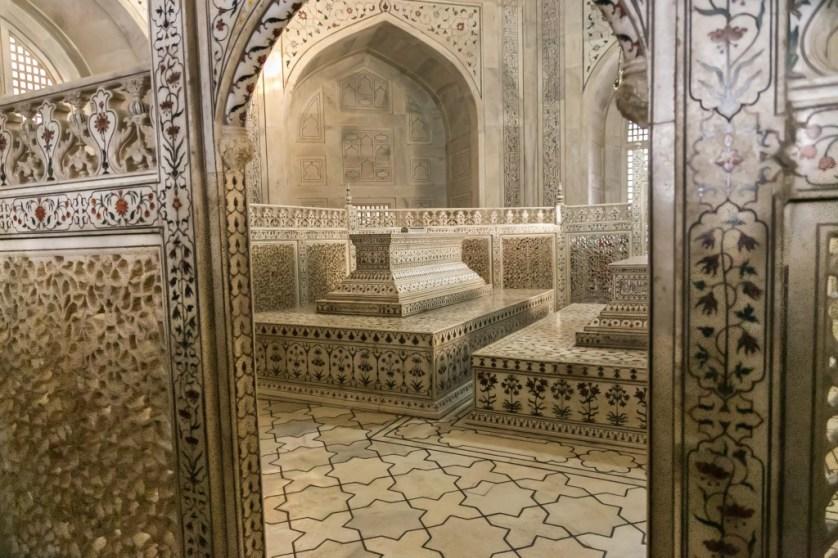 Interior Tombs