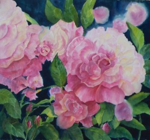 Lost in A Rose, $1,200