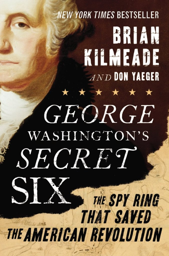 MAY- Book Review - George Washington - Norman Hill