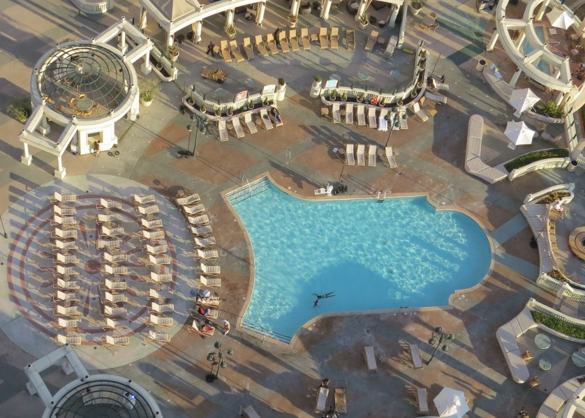 Manchester Grand Hyatt Main Pool