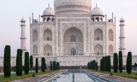 Mughal Magnificence: India's Taj Mahal