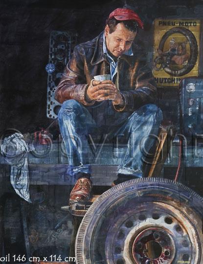 Artist - Stanley Rose