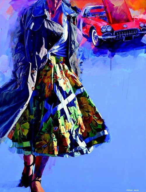 Artist -Stanley Rose