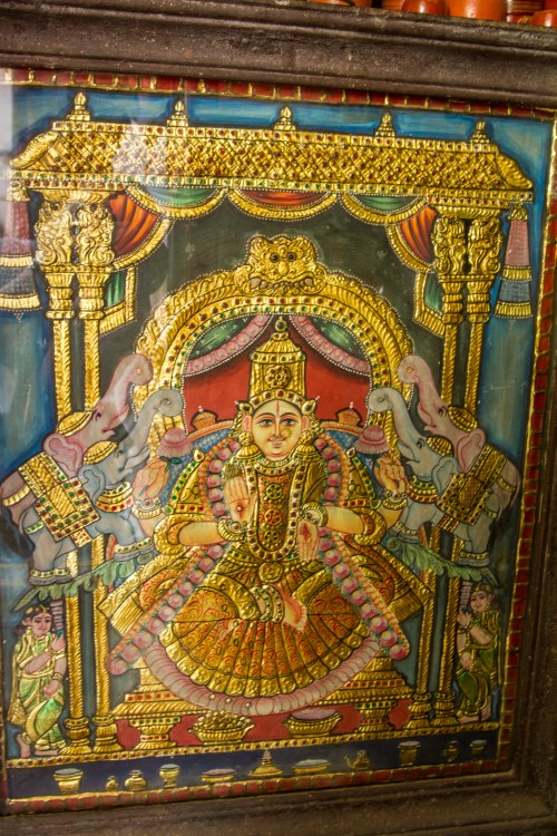 Tanjore Antique Artwork