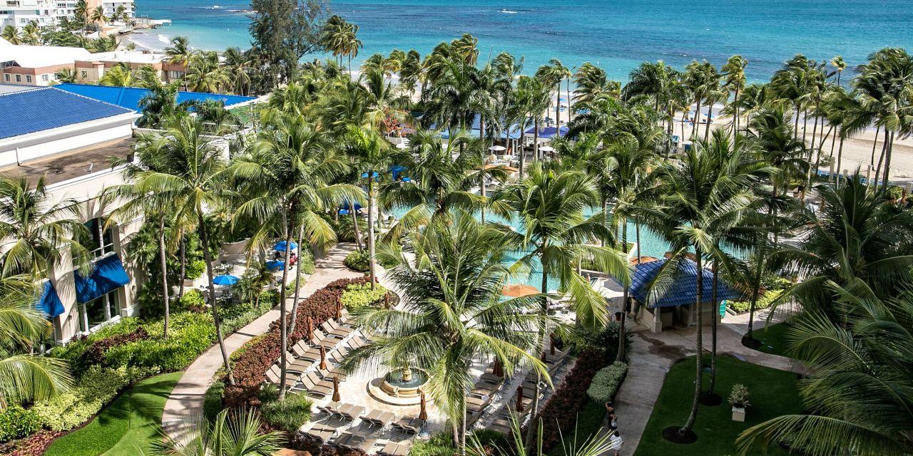 Escape To The Ritz-Carlton San Juan Hotel, Spa And Casino