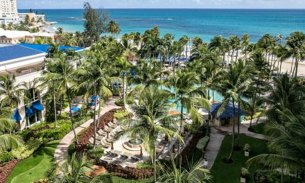 Escape To The Ritz-Carlton San Juan Hotel, Spa And Casino