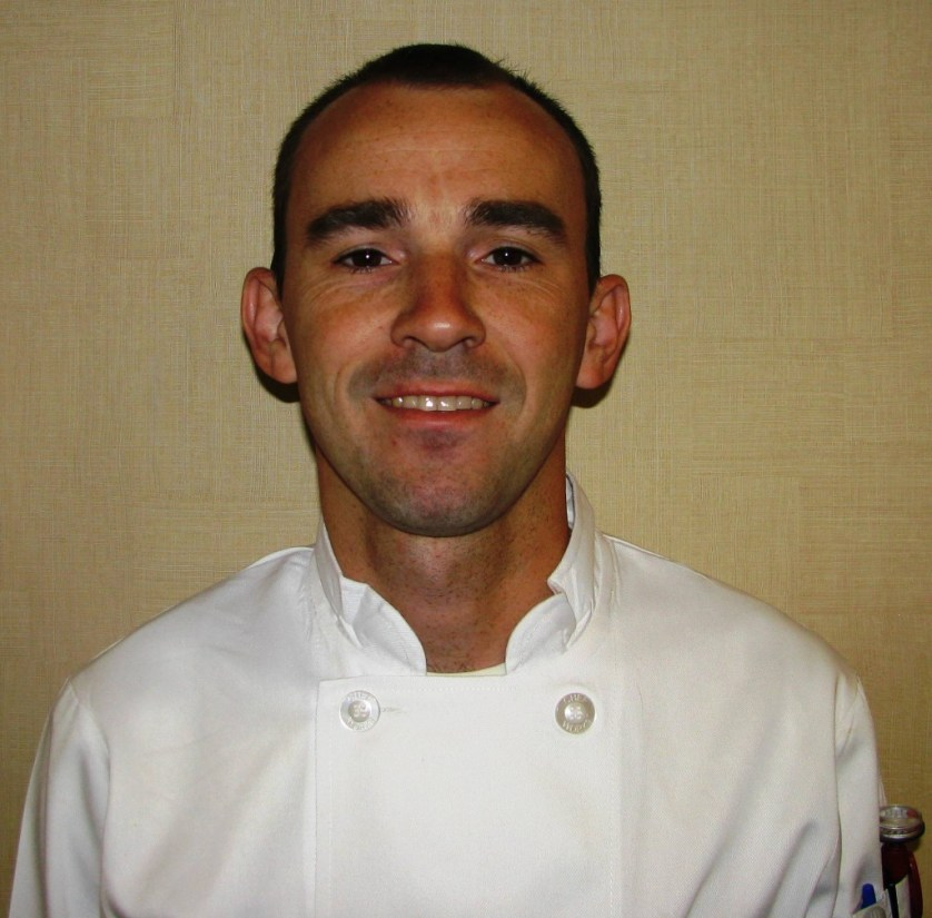 Chef de Cuisine Tom Vyjulil