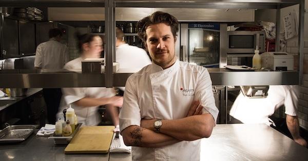 Chef Yves Le Lay
