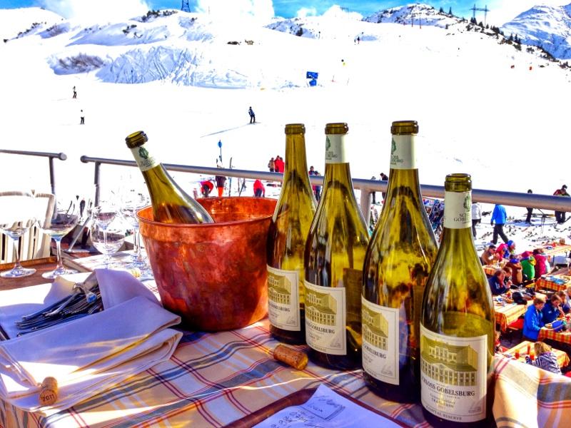 Austria Ski_Leah Walker_St Christoph_Wine