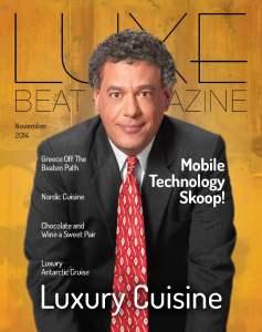 Luxe Beat Magazine November 2014