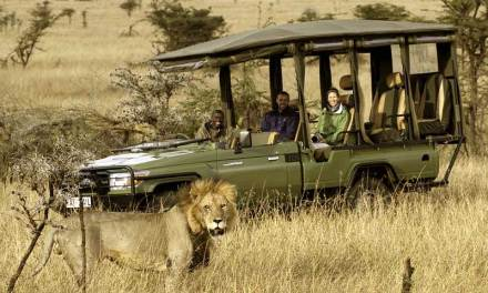 Mara Plains Camp: mischief in the Masai Mara!
