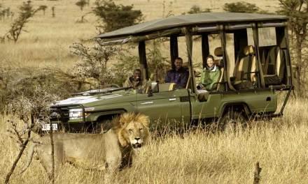 Mara Plains Camp: mischief in the Masai Mara!