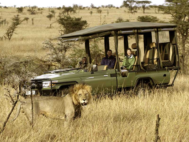 Mara Plains Camp Safari