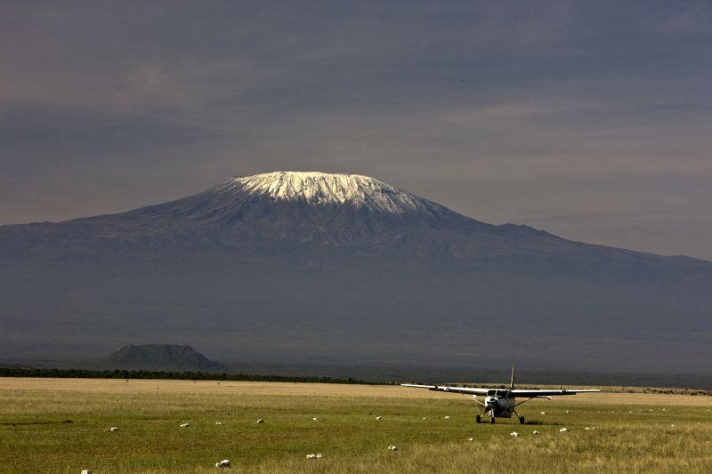 Mt. Kilimanjoro