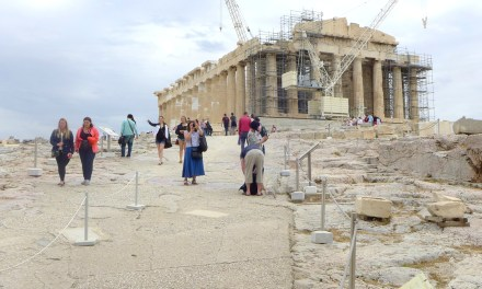 Tour of the Parthenon, Athens, Greece