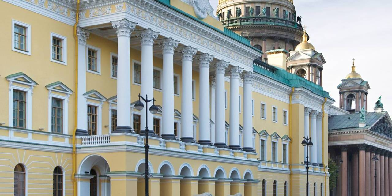 New Four Seasons Hotel Lion Palace, St. Petersburg, Fit For a Czar