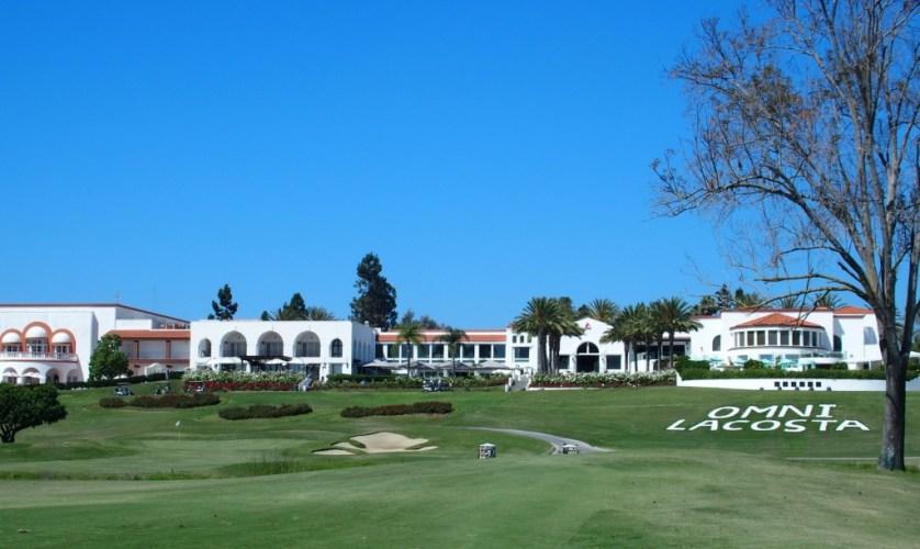 Omni La Costa 18th hole
