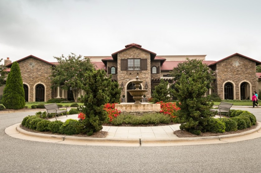 Estate House at Childress Vineyards