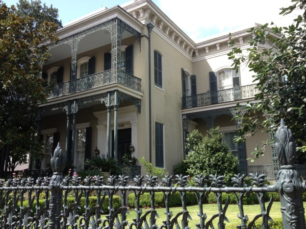 The Garden District