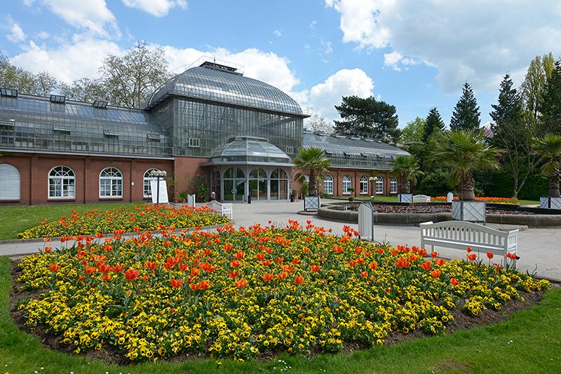 Palmen Botanical Gardens