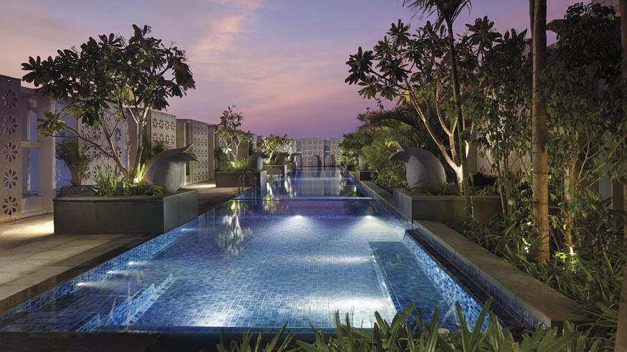 Devanshi Mody - Ritz Carlton Bangalore -03