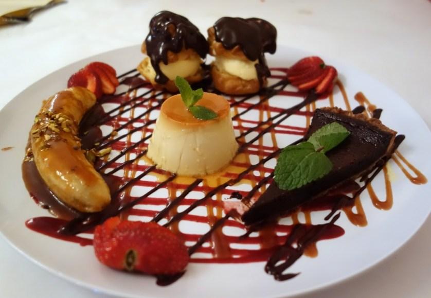 Meson Sabika Dessert Medley