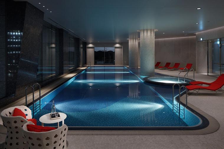 Palace Hotel Tokyo - Swimming Pool I