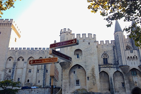 Humongous Papal Palace Avignon