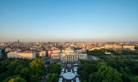 Vienna's Ringstrasse Celebrates 150th Anniversary