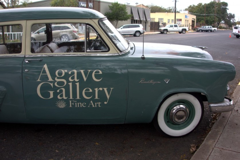 Agave Gallery & Car