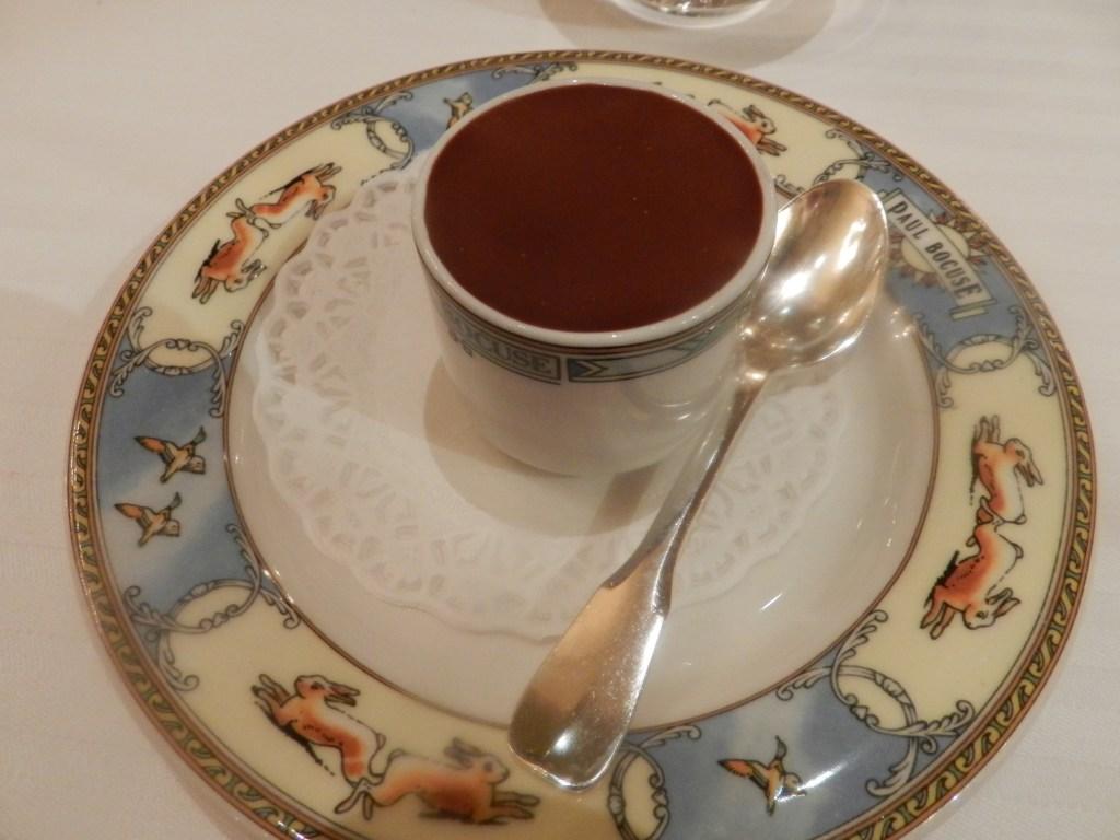 Paul Bocuse Truffle Soup VGE