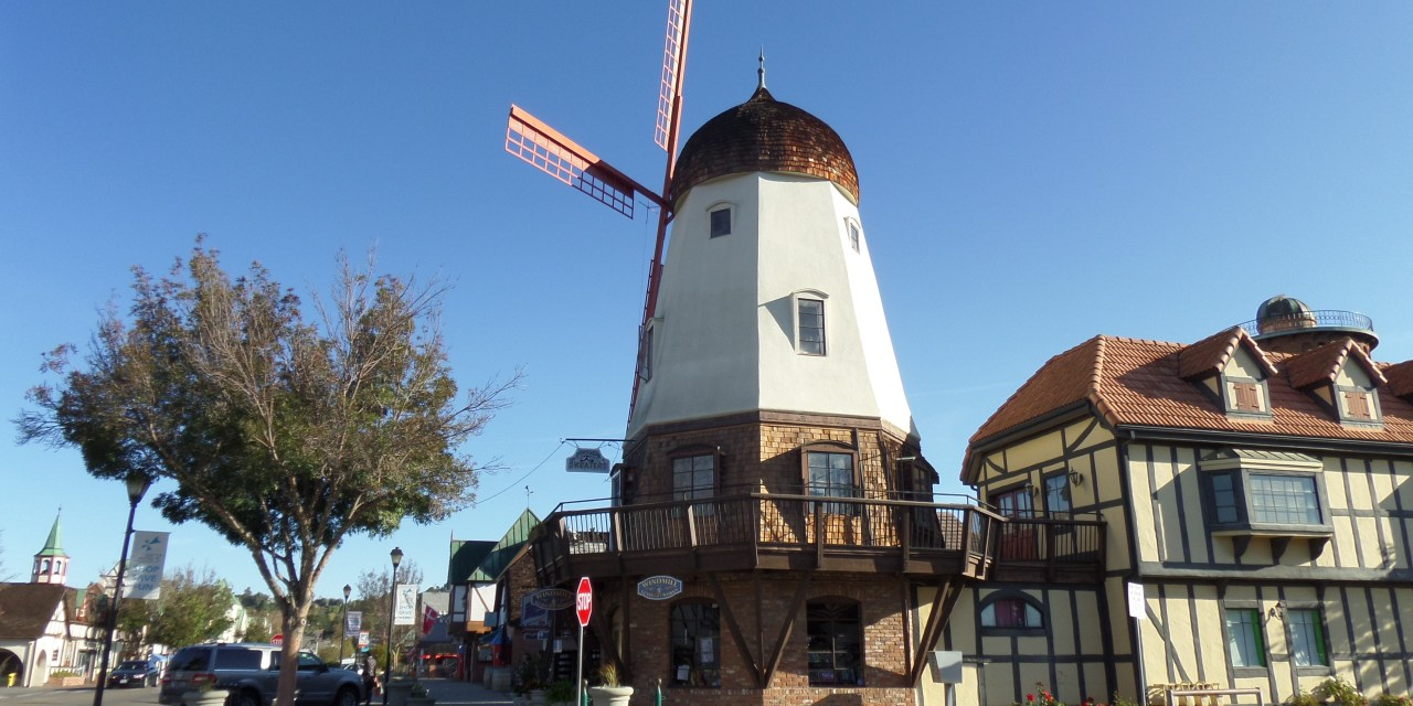 Enjoying Solvang with Children