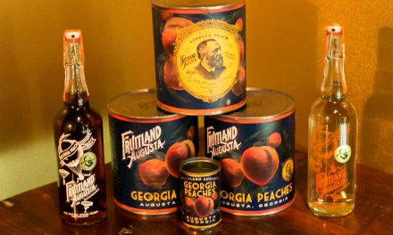 Fruitland Augusta Peach Vodka: A History Lesson