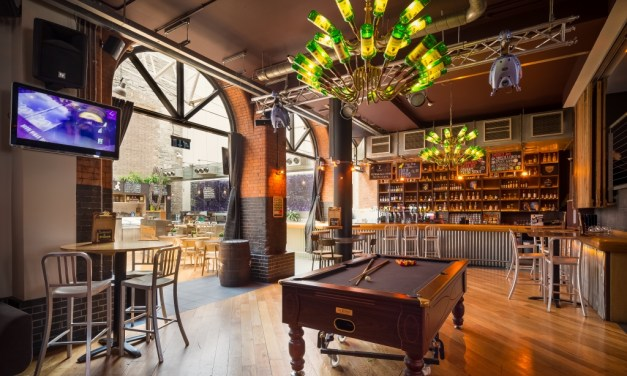 European Hostels Forge Into Luxury
