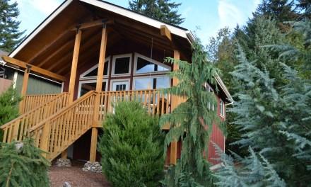 Carson Ridge Luxury Cabins in Carson, Washington