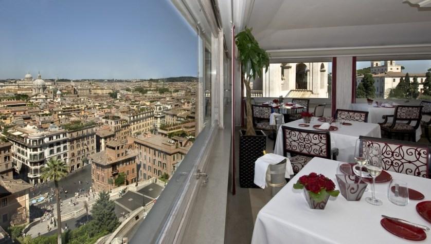 Hotel Hassler Villa Medici-Roma