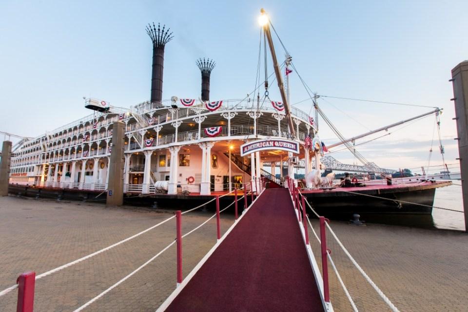 Welcome Aboard! American Queen