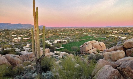 Winter Warmth, Desert Zen at The Boulders