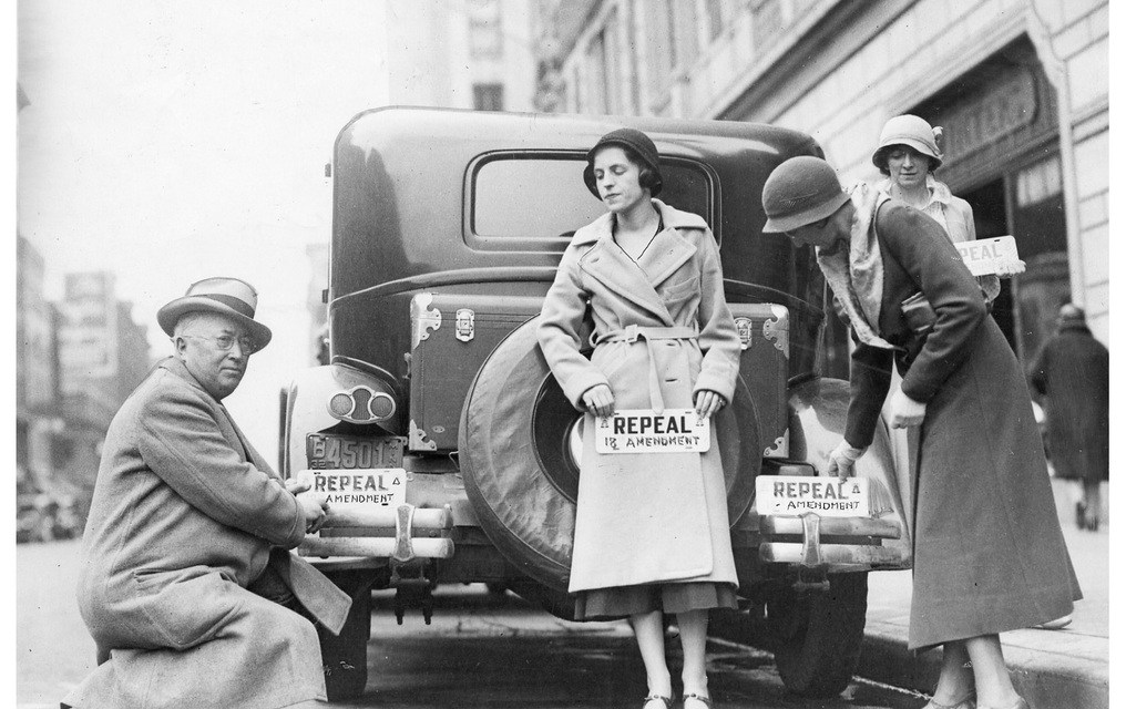 The Society Queen Who Dethroned Prohibition