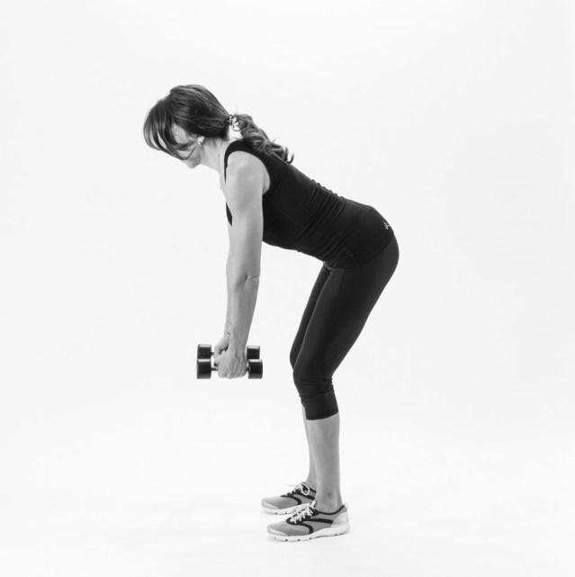 Beth Shaw Yoga Lean Photo10