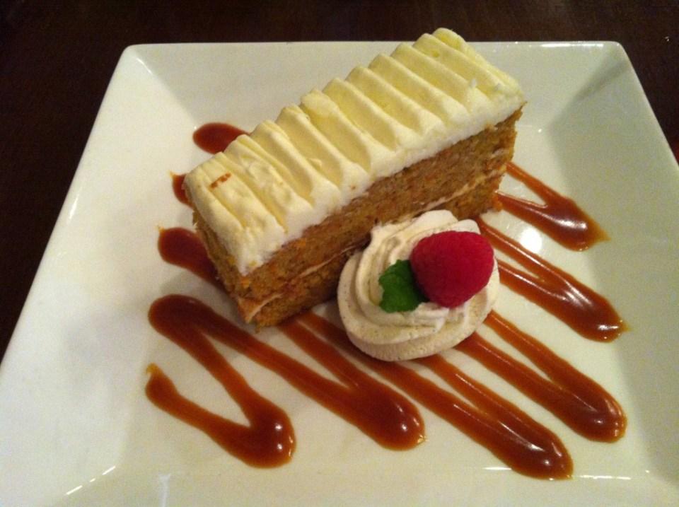 The perfect dessert.
