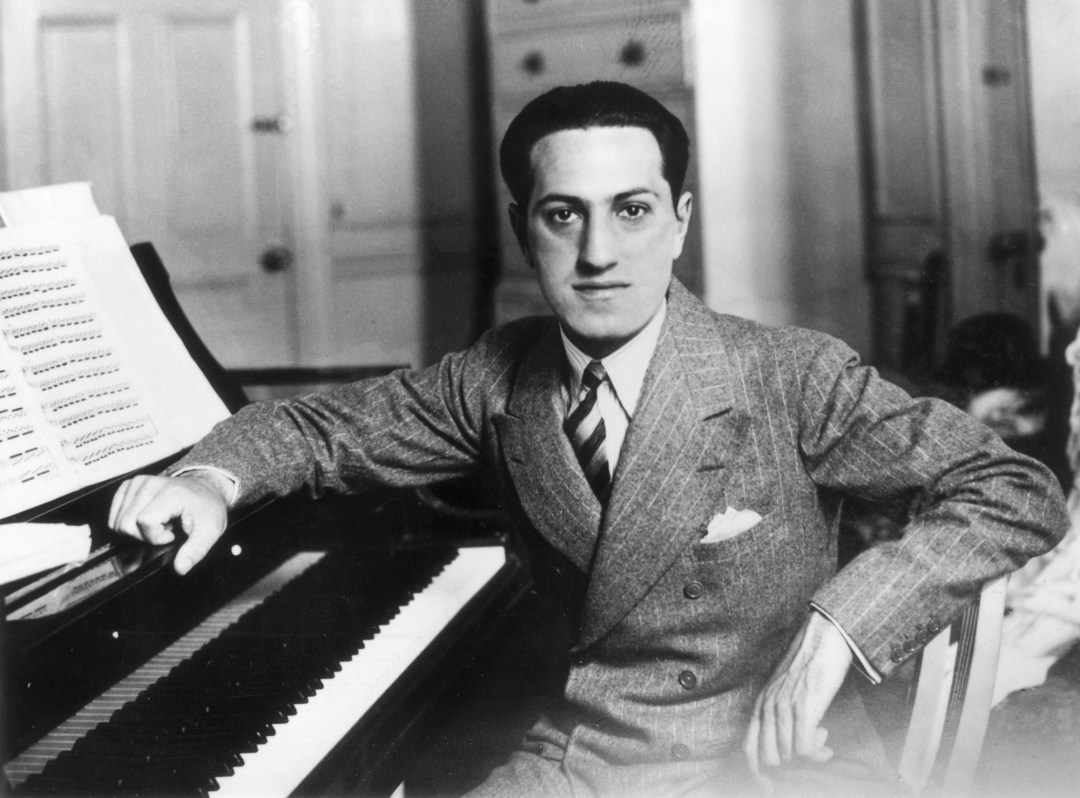 George Gershwin. Image courtesy of mtv.com