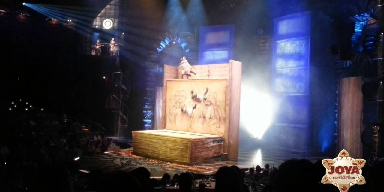 Mexico's Grupo Vidanta, Second Cirque du Soleil Project
