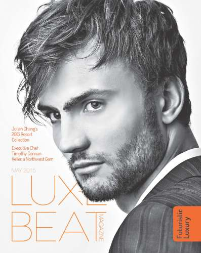 Luxe Beat Magazine MAY 2015 FUTURISTIC LUXURY