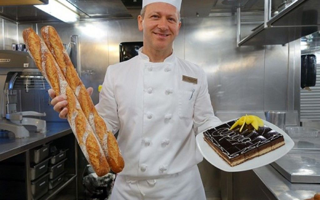 His Passion for Baking is Always Rising