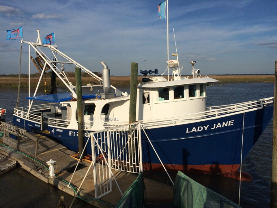 The Lady Jane.
