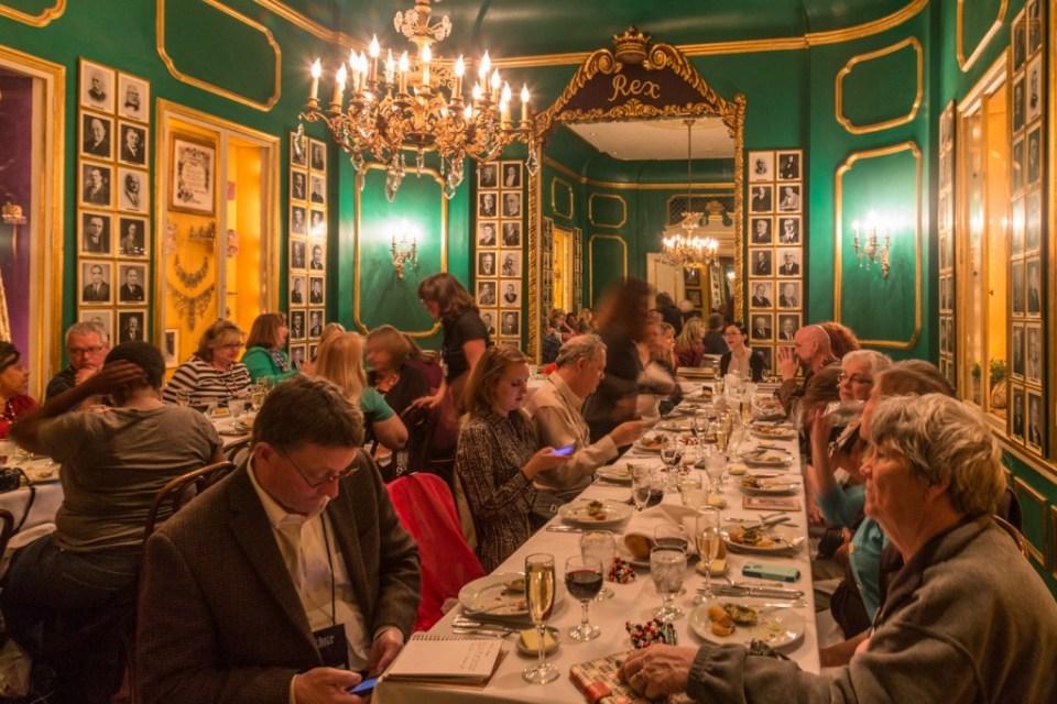 Rex Room Diners