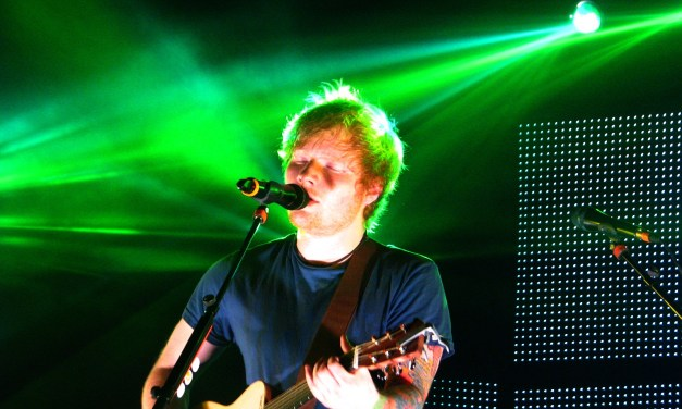 Ed Sheeran's Australia Tour Keeps Getting Bigger